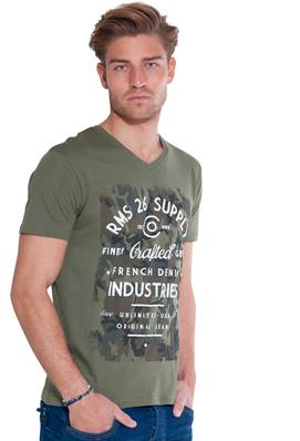 T-Shirt camoufflage Industries